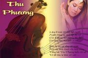 Thơ Tranh Ca Nhạc Sĩ : Thu Phương